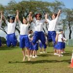 桜中学校の体育祭