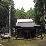 吉瀬の鹿島神社の例大祭