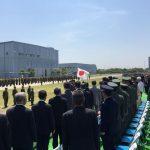 霞ヶ浦駐屯地 64周年 関東補給処創立19周年記念行事