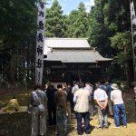 鹿嶋神社の例祭