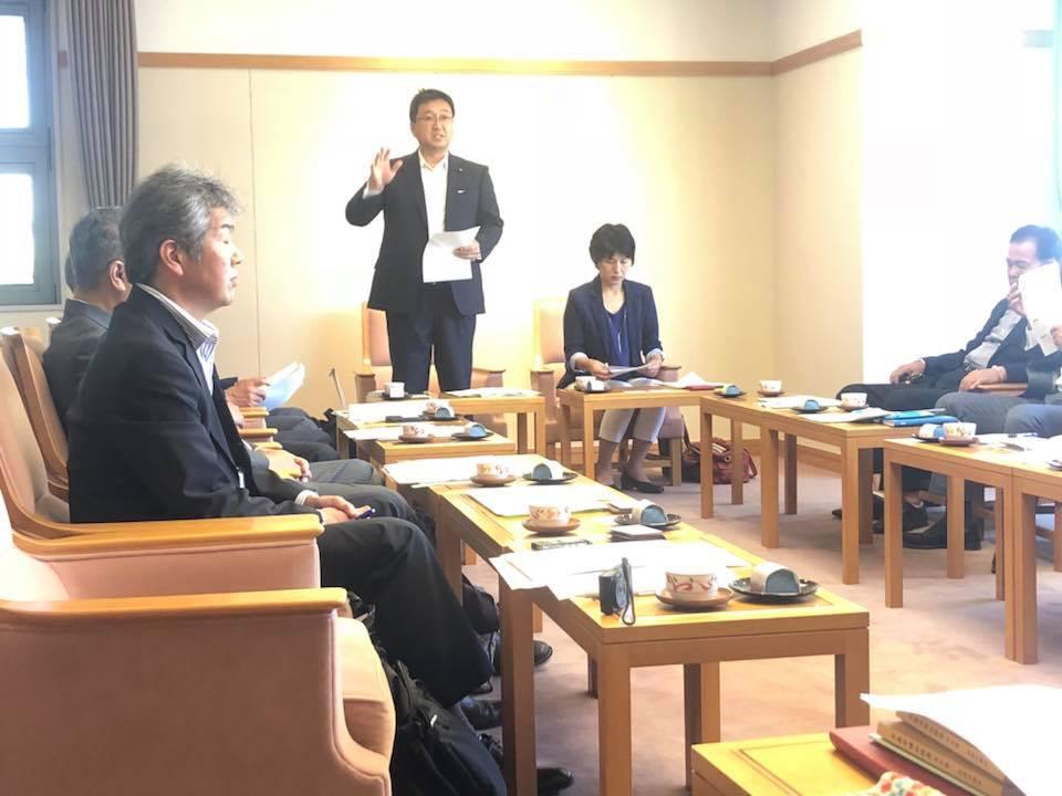 行政視察 第2日目 芦屋市議会