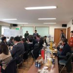 地元 吉瀬の新年会