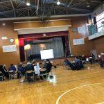 桜学園の学校防災連絡会議
