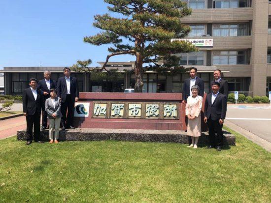 行政視察 第3日目 石川県加賀市議会