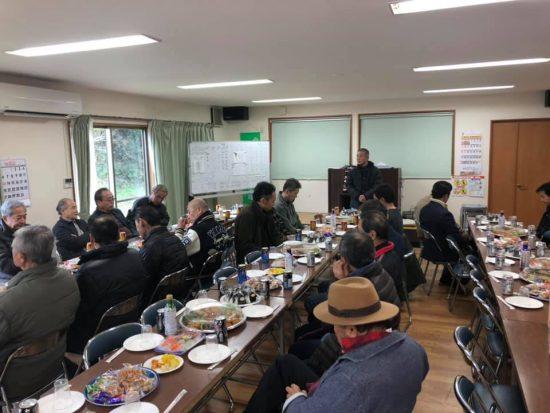 吉瀬の新年会